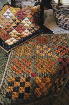 Visit our pages for a whole lot more pertaining to this astonishing Half Square Triangle Quilts Primitive Quilts, Antique Quilts, Vintage Quilts, Country Quilts, Country Sampler, Small Quilt Projects, Civil War Quilts, Halloween Quilts, Fall Quilts