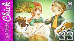 ❋ Story of Seasons - Gameplay/Walkthrough [Part 33 Pudding!] (3DS) w/Gam...