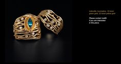 Judith Kaufman Studio Jewelry | Collections | Rings