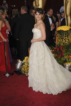 10 Red Carpet Gowns That Make Dream Wedding Dresses (And Why We Love Them.)