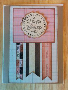 Happy Days Happy Birthday Card by Cindysnoopy on Etsy, $3.50