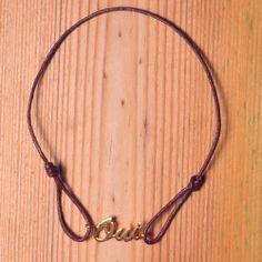 Bracelet Oui En Vermeil 925  http://www.monbijoudamour.com