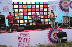 Music at the Grover Wine Fest