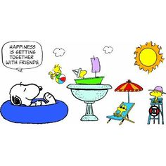 Snoopy, Woodstock and Friends Enjoying A Summer Time Get Together Peanuts Gang, Charlie Brown And Snoopy, Snoopy Cartoon, Peanuts Cartoon, Peanuts Comics, Snoopy Comics, Cartoon Art, Snoopy Love, Snoopy And Woodstock