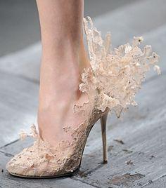Vera Wang Wedding Shoes 2013