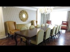 Grand Villa Detailed Tour at The Villas at Disney's Grand Floridian Resort and Spa, Disney World - YouTube