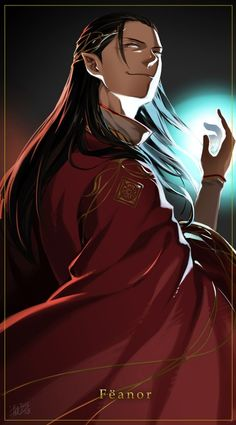 Feanor - Cyan Crown
