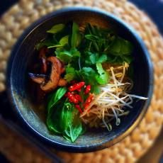 Vietnamese Noodle Soup (Pho) , a not so traditional version for VLCD – Opti Cook - Top Trends Medifast Recipes, Atkins Recipes, Veggie Recipes, Paleo Recipes, Soup Recipes, Recipies, Meals Under 200 Calories, Vegetarian Dinners, Noodle Soup