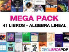 41 libros de algebra lineal libros pdf en español