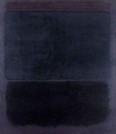 M a r k - R o t h k o  Untitled 1960