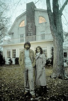 The Amityville Horror- Truly frightening, stress on the true.