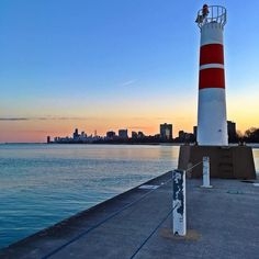 Local City Guide — Chicago. Lakefront Trail. What we love: sunset and/or sunrise runs, here.