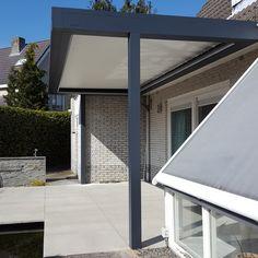 Brustor B 200 gemonteerd door Markant zonwering. De Brustor B 200 is te bezichtigen in onze showroom in 's-Hertogenbosch