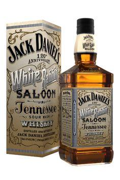 Jack Daniel's White Rabbit -Especial Edition
