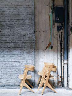 Slab | Tom Dixon | Stuhl