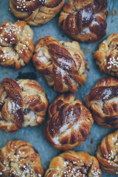 The Very Best Cinnamon Buns Recipe