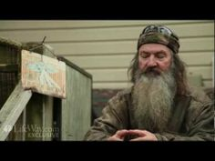 Duck Commander Phil Robertson - Deciding To Follow Jesus