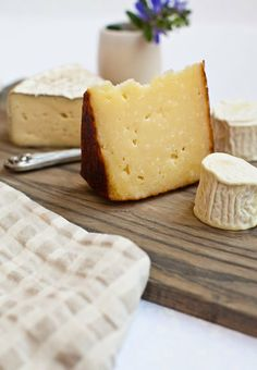 Welcome Spring cheese collection from @Cowgirl Creamery. This collection features our GranQueso and two other delicious cheeses. Pick up yours today.