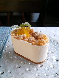 no-bake cheesecake of Citrus hyuganatsu.