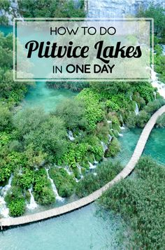 Plitvice National Park, Croatia, Plitvice Croatia, Plitvice Lakes, Plitvice Park, Croatia Travel, Croatia Things To Do