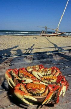 Don't be crabby!