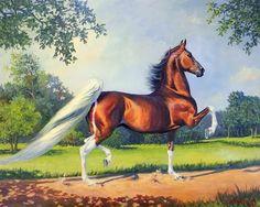 cuadros-pinturas-de-caballos-bonitos