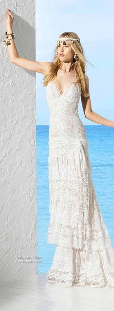 Yolan Cris 2013 Ibiza Boho Bridal Collection