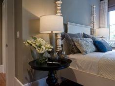 Guest Suite Bedroom of HGTV Dream Home 2013