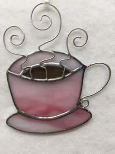 Stained Glass Ornament  Coffee Mug
