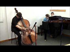 """""""Kicho"""", Astor Piazzolla - Krzysztof Mickiewicz, Alina Horvath - YouTube"""