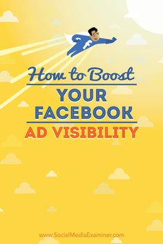 By fine-tuning your Facebook ads, you can capture the attention of both customers and prospects.  Read on and discover how to boost the visibility of your Facebook ads.