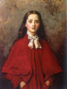 Millais.. Bright Eyes