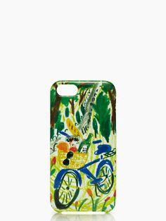 bella picnic iphone case - Kate Spade