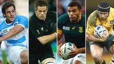 Rugby World Cup semi-finals