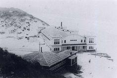 The Natatorium At Nye Beach In Newport Oregon In 1966 This Natatorium Was An Indoor Swimming