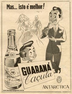 Guaraná Caçula 1950 - Antarctica