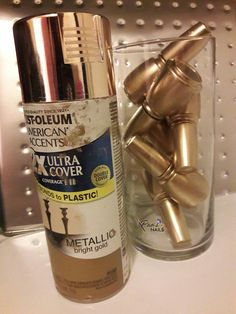 ❤ Awesome nail room decor idea!! Your nail polish bottle is empty? that's good idea for decorate your nail salon or nail studio. Just Paint!!