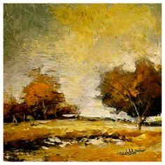 Oil colours 20x20 cm