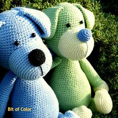 Cute Dutch Amigurumi Hond