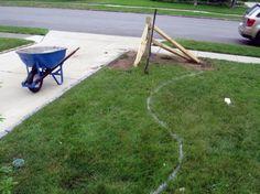 Garden Fencing Ideas Bq and Garden Fence Styles.