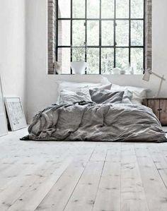 own you morning //city life // urban men // bachelor pad // city boys // urban living // bedrooms // home decor //