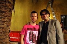 El equipo de administración de A Contraluz Films, la productora de #LaEstrella, Jordi y Miguel!