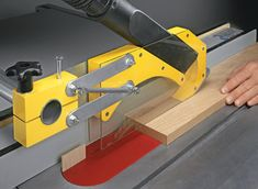 Stop table saw dust in its tracks. All it takes is a weekend and an ordinary shop vacuum crevice tool.
