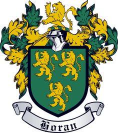 Horan Family Crest