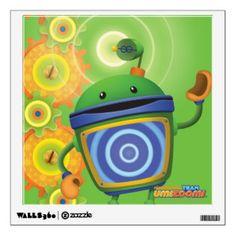 Bot - Beacon Wall Decal | Team Umizoomi