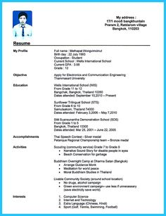 How To Make A Resume For Free Gorgeous Aircraft Technician Resume When You Want To Seek A Job In Aircraft .