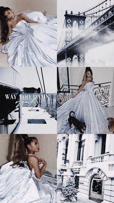 WHO else live Ariana grande and ariana's fashion and style? Ariana Grande Background, Ariana Grande Wallpaper, Ariana Grande Lyrics, Ariana Grande Photos, Barbie In Real Life, Celebrity Babies, Selena Gomez, My Idol, Dame