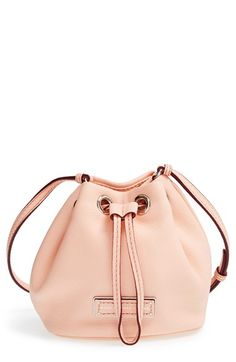 Free shipping and returns on MARC BY MARC JACOBS 'Too Hot to Handle' Leather Drawstring Bag at Nordstrom.com. Lusciously soft leather creates the slouchy silhouette of a diminutive drawstring bag finished with chunky goldtone hardware. A slender crossbody strap and a workwear-inspired logo plate create a comfortable, current look.