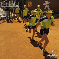 Run fast, #IBI16 is waiting for you! Enjoy the best #tennis experience of the year with #Australian #officialsponsorIBI16 at Internazionali BNL d'Italia. Join the #ballboys at Foro Italico - #Rome .