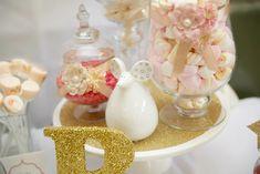 Pastel Princess + Cinderella themed Birthday Party